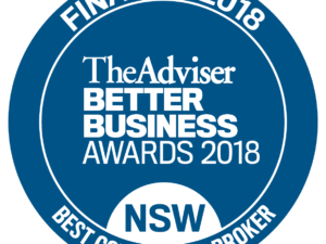 2018 NSW Commercial Broking Finalist